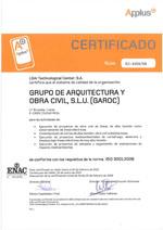 SISTEMA DE GESTIÓN DE LA CALIDAD SEGÚN UNE-EN ISO-9001-2015